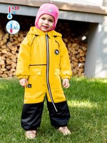 Комбинезон Nika Style 8м0621 желтый/черный