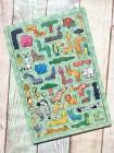 """Головоломка-тетрис """"Африка"""" ToySib в интернет-магазине BabyShop159"""