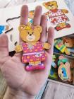 """Конструктор-персонаж """"Семья бурых медведей"""" ToySib в интернет-магазине BabyShop159"""