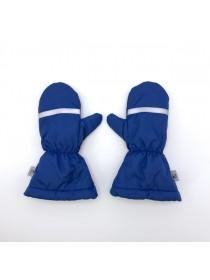 Краги трехслойные с утеплителем и трикотажным подкладом elFoxo 62-101 джинс
