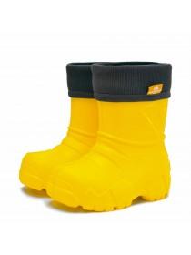 Резиновые сапоги Nordman Kids с вшитым флисовым утеплителем 229111-06
